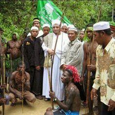 Jejak Islam di tanah Papua - Dokumen Pemuda TQN Suryalaya News