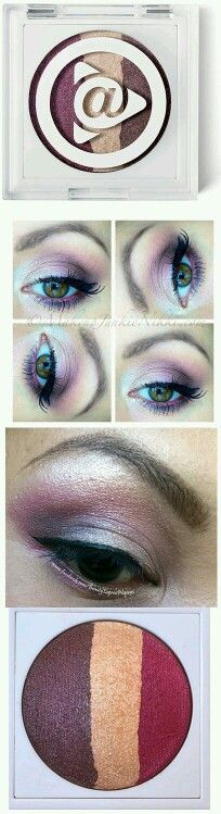 Gorgeous eye look with one of my Favorite trios....On the Horizon from the Mary Kay At Play line.   www.marykay.com/kristine.finch