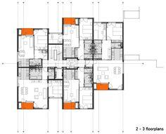 dekleva gregorič arhitekti // housing L