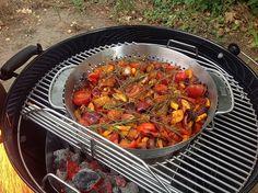 Mariniertes Grillgemüse, ein schmackhaftes Rezept aus der Kategorie Barbecue & Grill. Bewertungen: 75. Durchschnitt: Ø 4,6.