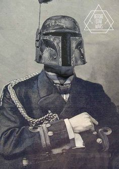 'Before Star Wars', Vintage Photos of Darth Vader And Co. - DesignTAXI.com