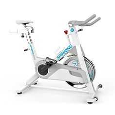 Spinner® Bella - Our first-ever Spinner bike designed for women! Sleek and Durable Yet Portable Exercise Bike Indoor Cycling Bike, Cycling Bikes, Carb Cycling, Portable Exercise Bike, Elliptical Trainer, Spin Bikes, Lose 15 Pounds, Road Bike Women, Cool Bike Accessories