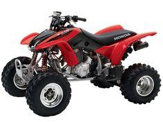 Honda latest  Racing Quad Bike