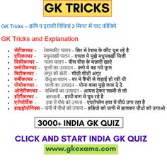 Gk In Hindi Prepare For RAS IAS All Competition Exams For Free Current Affairs Question Answers of History Geography Computer Science Gernal Knowledge In Hindi, General Knowledge Book, Gk Knowledge, Knowledge Quotes, Biology Facts, Study Biology, World Geography Map, Ias Notes, Gk Questions And Answers
