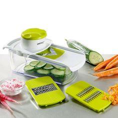 Five-in-One Mandolin Slicer Kitchen Hacks, Kitchen Gadgets, Kitchen Stuff, Mandolin Slicer, Multifunctional, Dinner, Nifty, Tableware, Manual