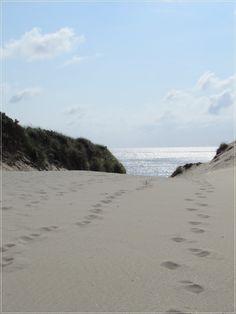 I love the beach! My favorite getaway place. England Beaches, Dreamy Photography, I Love The Beach, Footprints, Oceans, Pathways, Summer 2014, Beautiful Beaches, Beautiful World