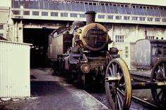 Southern Railways, Steam Engine, Steam Locomotive, Riddles, Train, Vintage, Puzzle, Vintage Comics, Strollers