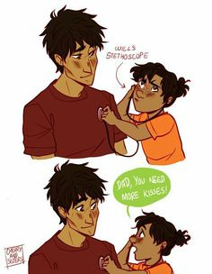 Solangelo Chats:Solangelo Future AU - Chats of Nico Di Angelo and Will Solace. First Solangelo Chats book. This book i...