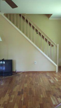 basement stair railing on pinterest basement stairs stair railing