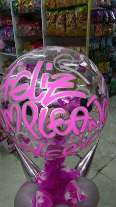 Balloons, Neon Signs, Nice, Ideas, Custom Balloons, Bubble Balloons, Giant Balloons, Cute Crafts, Thoughts