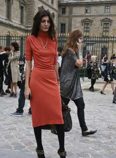 Street Style from Paris Looks Prove Winter Cannot Ruin Fashion (GALLERY)