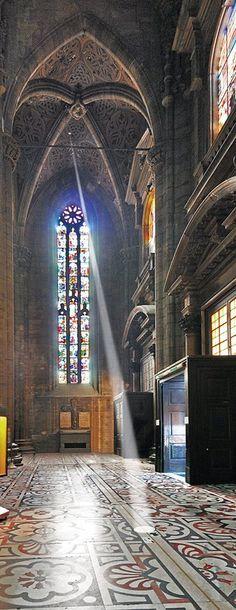 Cathedral of Santa Maria Nashente or simply Milan Cathedral, Milan