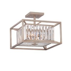Found it at Joss & Main - Bettina Semi-Flush Mount