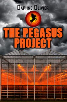 """The Pegasus Project"" by Daphne Olivier   ~  What IS the Pegasus Project? Find out in this new thriller from Melange Books!"