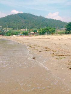 모래사장 바다