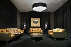 Versace Home Collection 2012 black and gold