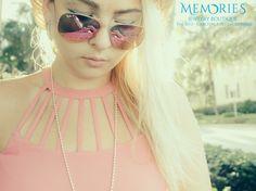 A photo shoot is always fun with our model. #Model #Fashion #PhotoShoot #MemoriesJewelryBoutique #FortLauderdale #Beach #RitzCarlton #Style #Fashion #Trend #Trendy #PandoraJewelry #Jewelry #Rayban #Sunglasses #Memories