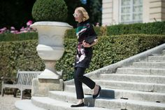ELLE.com photographer Tyler Joe captures the chicest street style moments from Paris Couture Week.