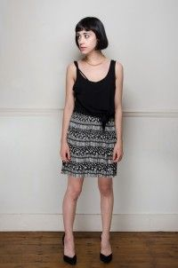 Retro mini pleated skirt - Skirts - Womens Vintage | Retro & Vintage Clothes UK