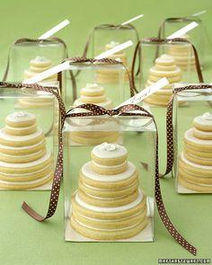Sugar Cookie Cakes!