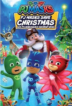 Pj Mask, First Video, Save The Day, Universal Pictures, New Media, New Movies, Night Time, Happy Halloween, Movie Tv