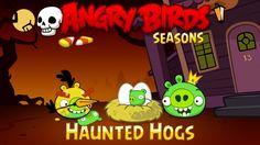 Actualização do Angry Birds Seasons
