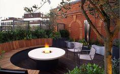 Willow Bee Inspired: Garden Design No. 12 - Rooftop Garden