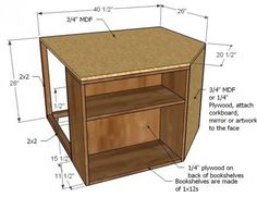 Space Saving Twin Bed Corner Unit - Guide And Tutorial