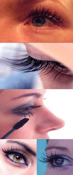 how to get darker eyelashes naturally