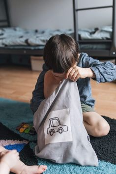 Storage Bags Fine 2019 New Living Room Floor Cartoon Baby Playing Blanket Carpet Toy Storage Bag Dolls Laundry Basket Kid Organizer Storaging Bags Making Things Convenient For Customers Back To Search Resultshome & Garden