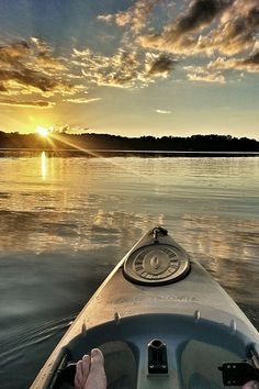 Sunset Kayaking - Peachtree City,  GA