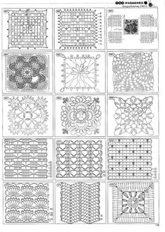 crochet block patterns 2
