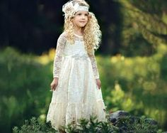 5ab3dd0ea7 Think Pink Bows Ivory Lace-Overlay Sweetheart Dress - Toddler   Girls