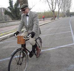Tweed Ride Roma 2013. Genial!