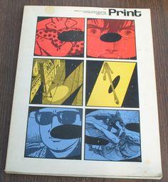 Print: America's Design Magazine Comics Issue Nov/Dec 1988