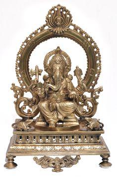 Laxmi Ganesh Saraswati marble statues online india - Google Search