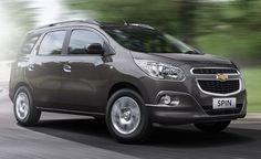 Canadauence TV: Chevrolet Spin com motor diesel será vendida na Ín...