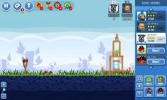 Face Book App: Angry Birds | My Blog Times