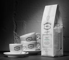 Kobrick Coffee Packaging - Graphis