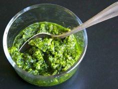 Yemenite Zhug (Yemenite hot sauce)