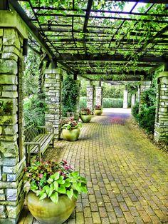Olbrich Gardens, Madison, WI