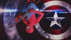 Captain America Meets Metal - YouTube