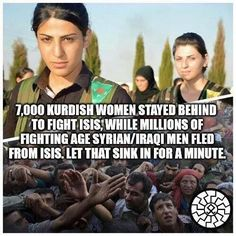 That would explain why Liberals like the refugees so much. They have the same mindset…