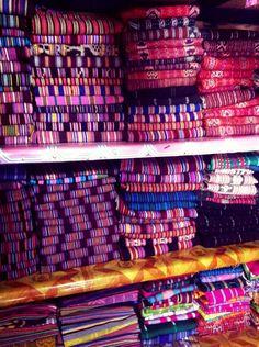 Tais market, Timor Leste