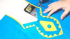 Front Neck design cutting and stitching. How to cut and stitch half collar➤ . High Collar Neck cutting and stitching➤ . Sewing tutorial for beginners in hindi➤ . Blouse Back Neck Designs, Churidhar Neck Designs, Kids Blouse Designs, Salwar Neck Designs, Neck Designs For Suits, Kurta Neck Design, Sleeve Designs, Kurta Designs, Gala Design