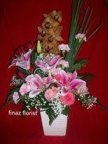 bunga meja KR.07
