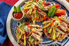 Fáciles recetas para hacer y celebrar el Día de la Madre | Informe21.com #Food #Comida #Receta