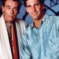 Quantum Leap. I am a dork but this is soooo in my top 5 TV shows of all time!