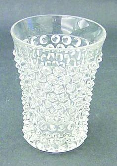 Looking for some nice hobnail juice glasses