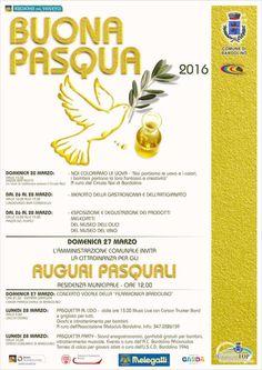 A Bardolino arrivano gli eventi programmati per la Pasqua 2016 dal 20 al 28 marzo 2016